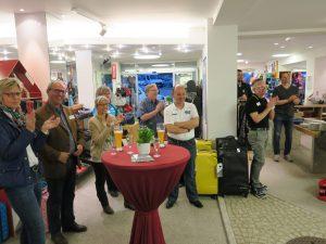 Sponsorentreffen der Handballspielgemeinschaft