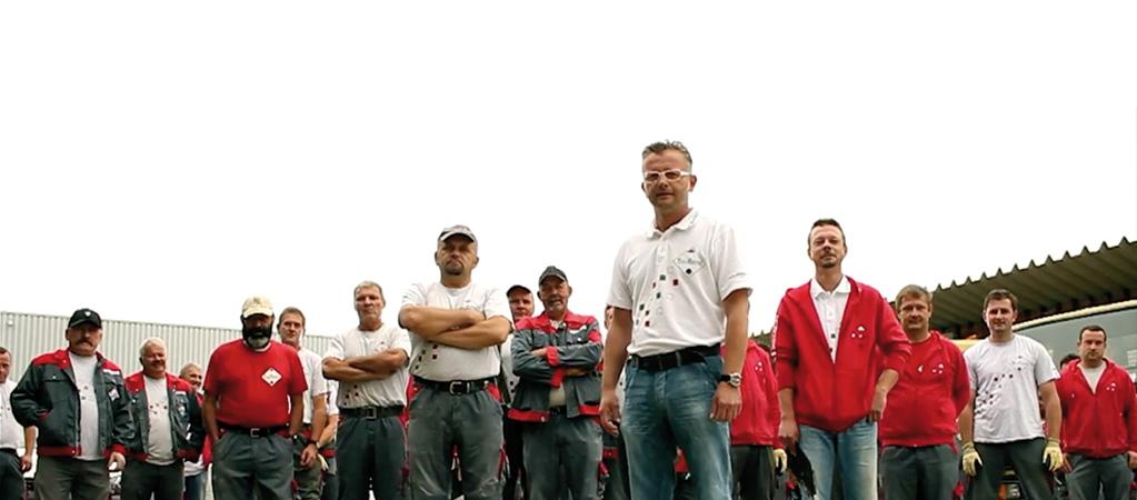 Skarski Team Header