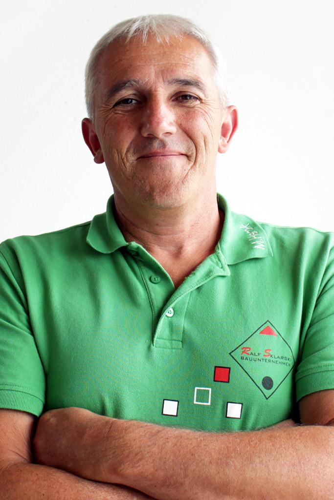 Manfred Herok | Sklarski Bauunternehmen